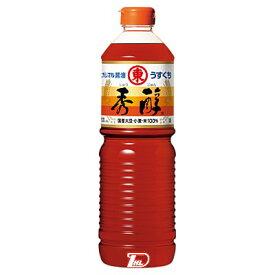 【1ケース】うすくち 秀醇 ヒガシマル 1L 6本入
