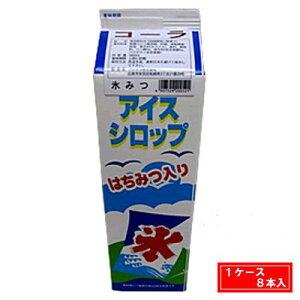 【1ケース】氷みつ コーラ フジスコ 業務用(5倍希釈用) 1.8L 8本入