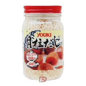 【1ケース】貝柱だし 顆粒 ユウキ食品 110g 12個入