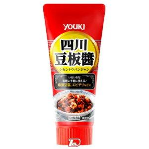【1ケース】四川豆板醤 チューブ ユウキ食品 100g×10個