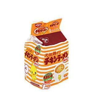 【1ケース】チキンラーメン ミニ 日清食品 3食入り 12個入