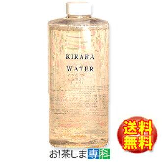 Gold and hyaluronic acid formulations skin & hair care lotion Kirara water  1000 ml