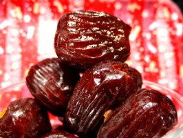 【メール便で送料無料♪】漢方でも用いられる健康果実蜜なつめ400g