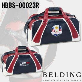ベルディング トラベルバッグライダーカップ 2016 リミテッド コレクションHBBS-00023R