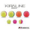 キャスコキララインゴルフボール(2個パック)KASCOKIRALINEあす楽