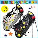 ブルーティーゴルフ スタンド キャディバッグ 9型BLUE TEE GOLF BTG-CB002