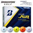 【大特価】ブリヂストンゴルフ TOUR B JGR ゴルフボール1ダース(12個) ツアービー あす楽