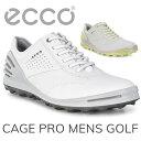 【大特価!】エコー ゴルフシューズ メンズケージ プロECCO CAGE PRO 133004 あす楽