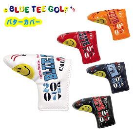 ブルーティーゴルフ エナメル パターカバーBLUE TEE GOLF HC-011 あす楽