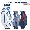 【大特価!】ロサーセン 軽量 キャディバッグ 9型Rosasen RSC006 (47インチ対応)