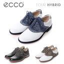 【大特価】エコー スパイクレス ツアーハイブリッド ゴルフシューズメンズ ECCO TOUR HYBRID 141614 あす楽