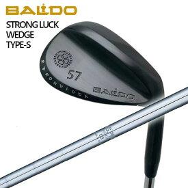 【特注カスタムクラブ】 バルド(BALDO)STRONG LUCK ウェッジ TYPE-SN.S.PRO 950GHシャフト
