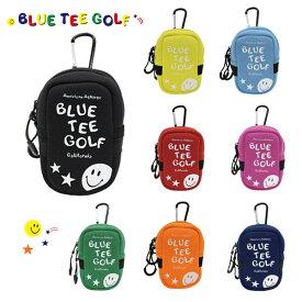 ブルーティーゴルフ BLUE TEE GOLFストレッチ多機能ポーチ AC-009あす楽