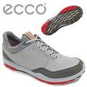 【大特価!】エコー メンズ ゴルフシューズ バイオムハイブリッド3コンクリート/スカーレット ECCO BIOM HYBRID3concr…