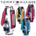 トミーヒルフィガー キャディバッグ 9型TOMMY HILFIGER C/Bag THMG9SC5