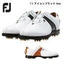 【大特価】 フットジョイアイコンブラック ボア ゴルフシューズFOOTJOY ICON BLACK BOA52049 52032 あす楽