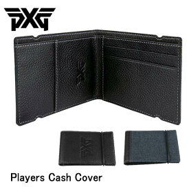 PXG プレイヤーズ キャッシュ カバーPlayers Cash Cover【PXG正規品】