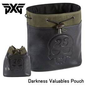 PXG ラウンドポーチDarkness Valuables Pouch【PXG正規品】あす楽