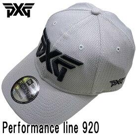 PXG performance Line 920 Adjustable Clip キャップ グレー【PXG正規品】