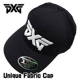 PXG UNIQUE FABRIC CAP ブラック 【PXG正規品】あす楽