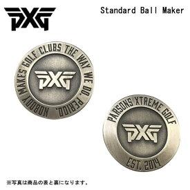 PXG スタンダード ボールマーカーSTANDARD BALL MARKER ネコポス対応