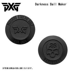 PXG ダークネス ボールマーカーDARKNESS BALL MARKER ネコポス対応