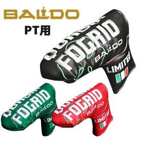【数量限定】BALDO 2021QUADRI FOGRIO HEAD COVERパターカバー ピン型バルド ゴルフ あす楽