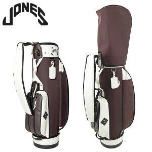 ジョーンズライダー チョコレートブラウン キャディバッグJONES Tour Bag RIDER Chocolate Brown