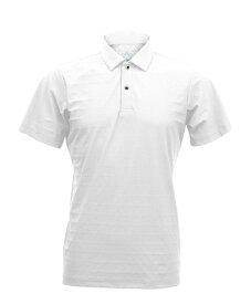 FREEZETECH 冷却ポロシャツ 半袖 ポロシャツ ホワイト ライフスタイルライン[フリーズテック リベルタ 氷撃 冷感 猛暑対策ウェア 熱中症対策 冷却 汗]アウトドア バイク 白 WHITE 父の日 贈り物
