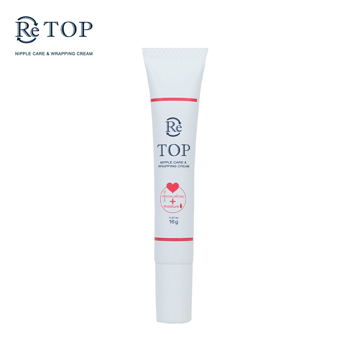 Re:TOP[リトップ/リピジュア配合]乳首かゆみ 乳首乾燥 バストトップ乾燥 乳首かゆい 乳首のかゆみ 乳首保湿 乳首ムズムズ 乳首コーティング ピュアプルウォーターのリピジュア配合 乳首保護