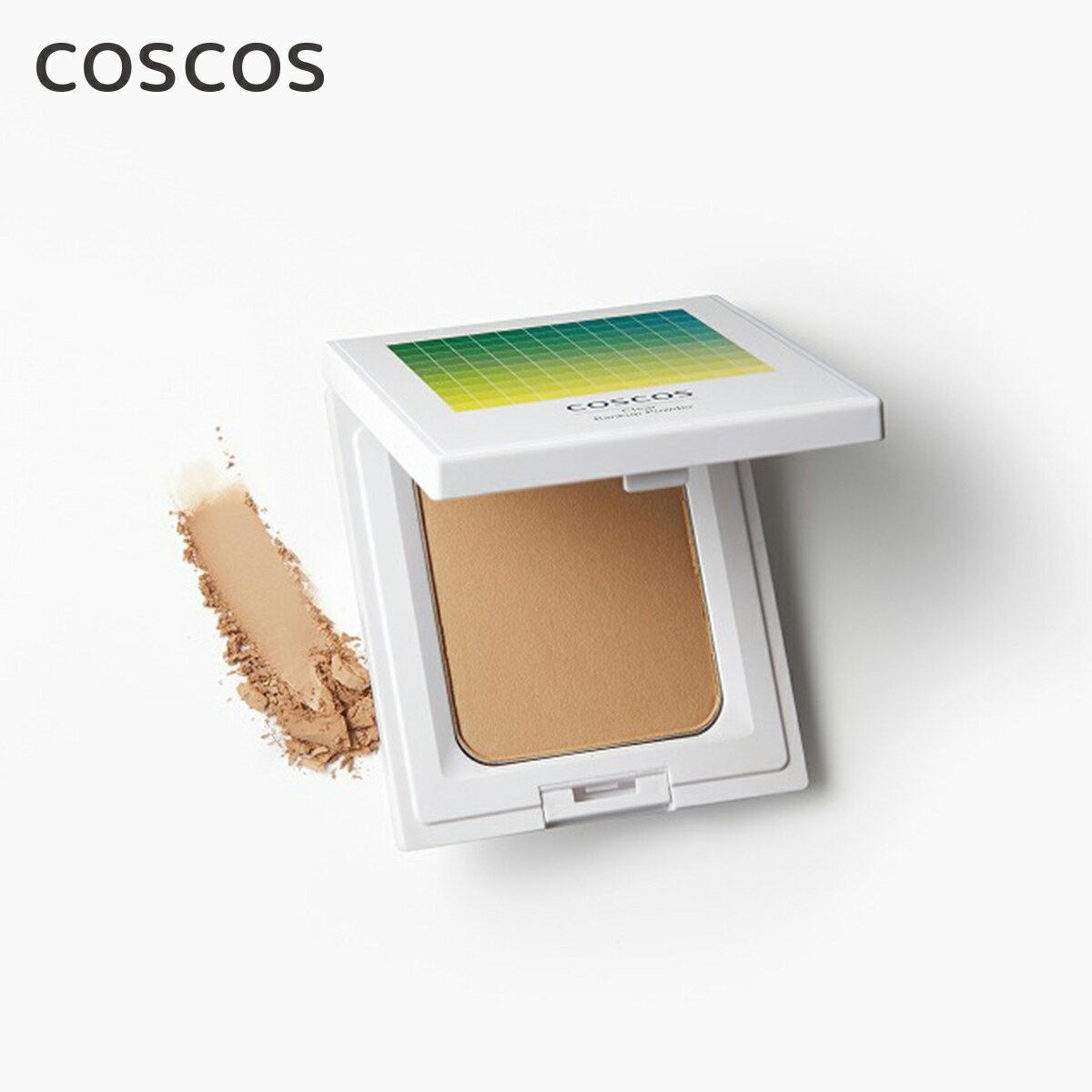 COSCOS コスプレ用 クリアランクアップパウダー(BR01 褐色) コスコス こすこす コスプレイヤー コスプレ メイク [リベルタ]