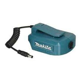マキタ 14.4V/18V用バッテリホルダ(充電式暖房ジャケット、ベスト、ひざ掛け用) USB端子付PE00000022 本体のみ(バッテリ・充電器 別売り)