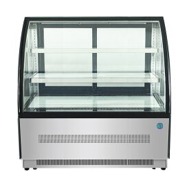 対面冷蔵ショーケース ケーキショーケース RITS-172T LED照明付 ケーキ デザート お惣菜 お弁当【送料無料】