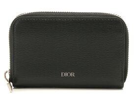 Dior Homme ディオールオム コインケース ブラック カーフ 【436】 【中古】【大黒屋】