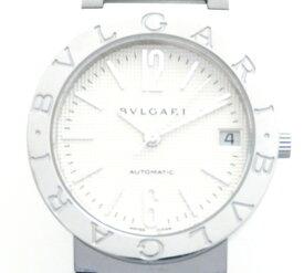 BVLGARI ブルガリ ブルガリブルガリ BB33SSAUTO ステンレススチール オートマチック メンズ腕時計 【205】 【中古】【大黒屋】