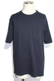 LOUIS VUITTON ルイヴィトン 半袖Tシャツ メンズXL ネイビー コットン 【432】 【中古】【大黒屋】