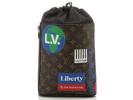 【送料無料】LOUIS VUITTON ルイヴィトン バッグ ウエストバッグ チョーク・スリングバッグ モノグラム M44625【430】【中古】【大黒屋】