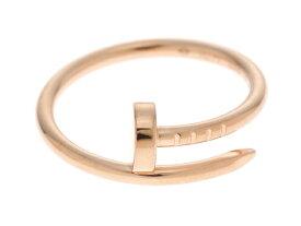 【送料無料】Cartier 貴金属・宝石 リング ジュストアンクルSM リング 指輪 PG 51号 【432】【中古】【大黒屋】