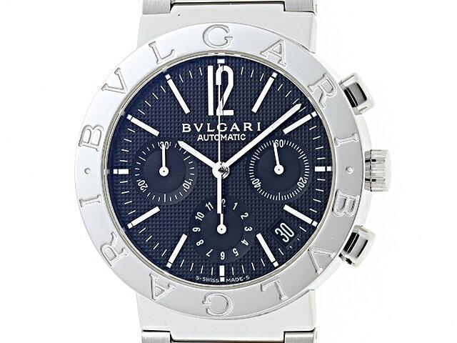 【送料無料】BVLGARI ブルガリ 時計 ブルガリ ブルガリ SS【435】【中古】【大黒屋】