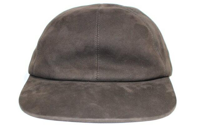 LOUIS VUITTON ルイヴィトン LV 帽子 キャップ L ラムスキン ウール ブラウン【200】【中古】【大黒屋】