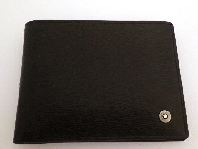 MONT BLANC モンブラン 財布 二つ折札入れ マネークリップ 【440】【中古】【大黒屋】