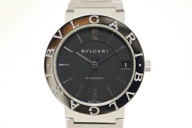 【送料無料】BVLGARI ブルガリ 時計 ブルガリ・ブルガリ BB33SS ステンレス オートマチック ユニセックス UNISEX 【200】【中古】【大黒屋】