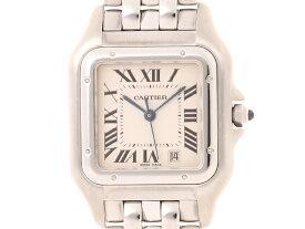 【送料無料】Cartier カルティエ パンテールMM W25054P5 クオーツ ステンレス【430】【中古】【大黒屋】