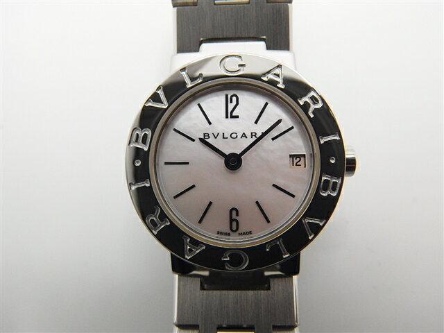 【送料無料】BVLGARI 時計 ブルガリ ブルガリ クオーツ 【410】【中古】【大黒屋】