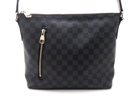 ffaa9f5526bf 中古 【送料無料】LOUIS VUITTON ルイヴィトン ミックPM N41211 ショルダーバッグ ダミエ・グラフィット 【437 】【中古】【大黒屋】