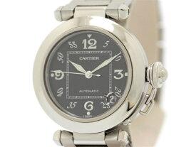 【送料無料】Cartier カルティエ 時計 パシャC オートマチック SS 【432】【中古】【大黒屋】
