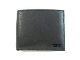 TUMI トゥミ サイフ・小物 財布 2つ折り財布 カーフ【413】【中古】【大黒屋】