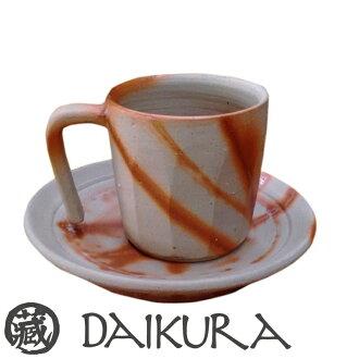 히 내는 나무 컵&소사-S사이즈 시냇물수장작 비젠소홍차, 보리차, 커피, 차등에