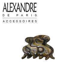 アレクサンドル ドゥ パリ ALEXANDRE DE PARIS ミニヘアクリップ ヘアアクセサリー ONYX ACCB-2849-O ブランド髪飾り通販