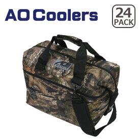 AOクーラーズ クーラーボックス 24 PACK MOSSY OAK COOLER モッシーオーク ブレイクアップ